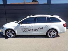 SKODA Octavia Combi 2.0 TDI RS 4x4 (Break)